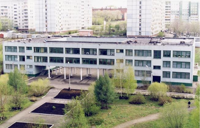 Школа 35